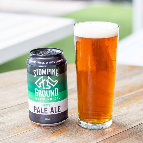 Stomping Ground Gipps Street Pale (Can)