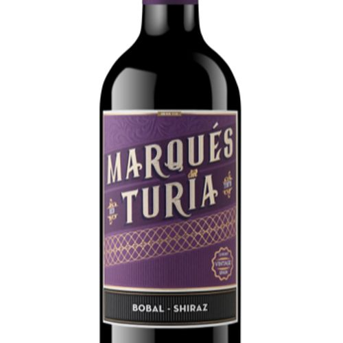 Marques de Turia Shiraz/Bobal (Spain)
