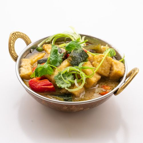 Tofu Bangkok Green Curry