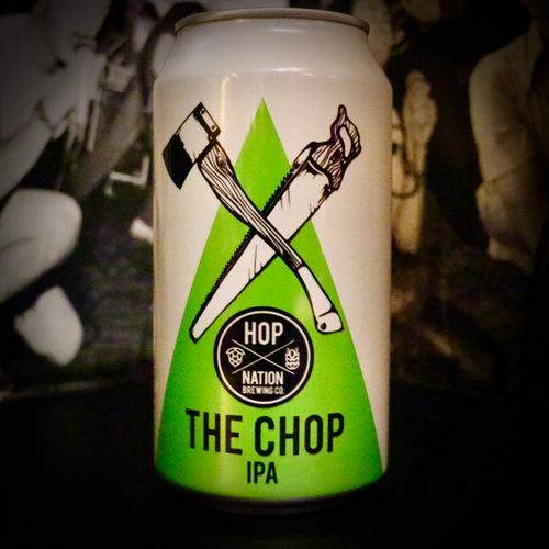 "Hop Nation 'The Chop"" IPA 7% (4 Pack)"