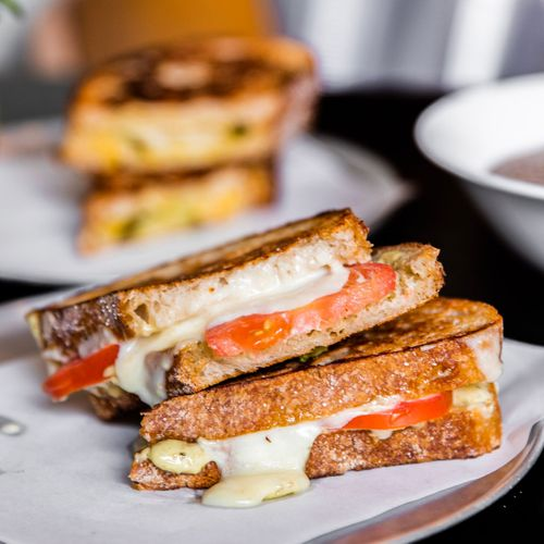 Grilled Cheese Toasties