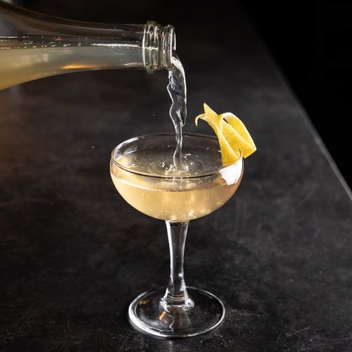 Carriage Cocktail