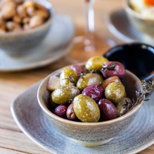 Mount Zero Marinated Olives