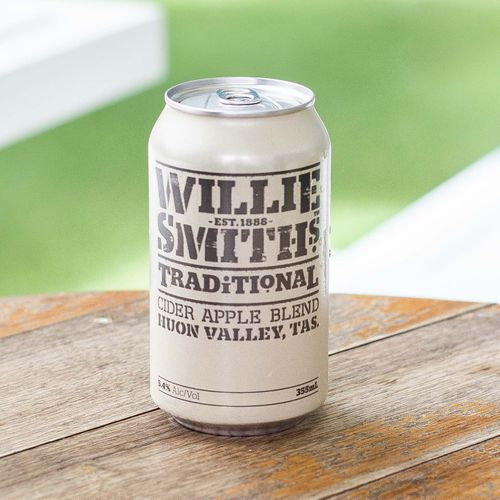 Willie Smith Traditional Blend (Can)