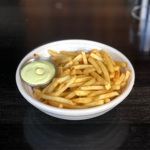 Shoestring Fries