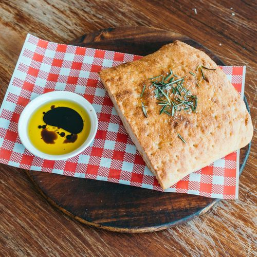 Oven-Baked Focaccia