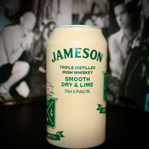 Jameson, Dry & Lime