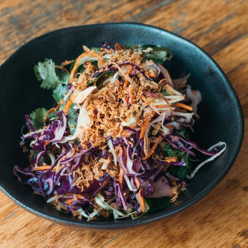 Middle Eastern Slaw