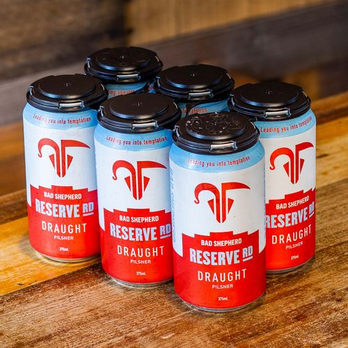 Reserve Rd Draught (6 Pack)