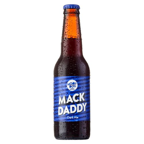 Mack Daddy Dark Ale 330ml Bottle