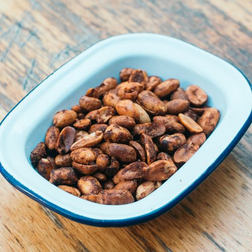 Spiced Peanut Mix
