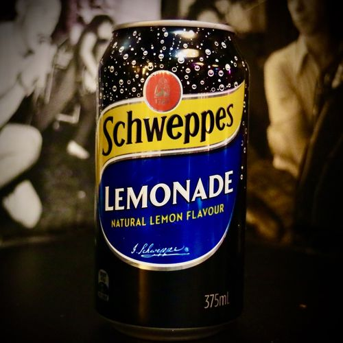 Can Of Lemonade