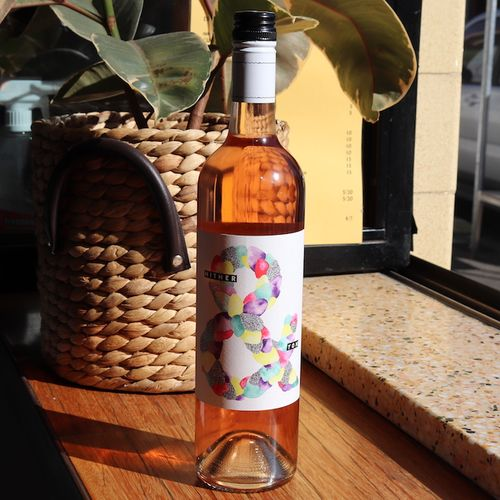 2018 Hither & Yon Rosé (Bottle)