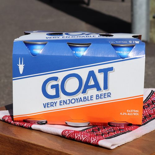 Mountain Goat Six Pack