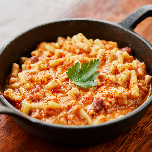 Chilli Mac & Cheese