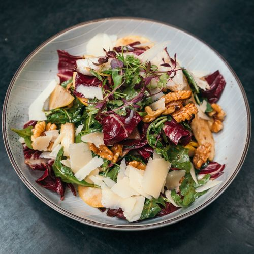 Rocket Radicchio Salad
