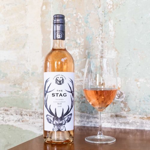St Huberts 'The Stag' Rose (Bottle)