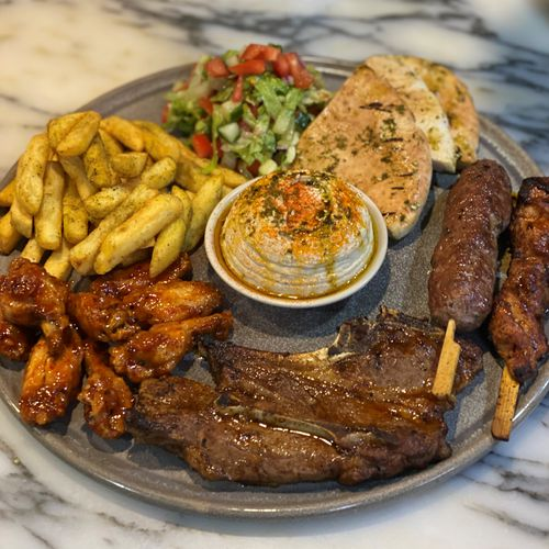 Small Mix Platter (for 1)