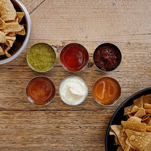 Home-made Table Salsas