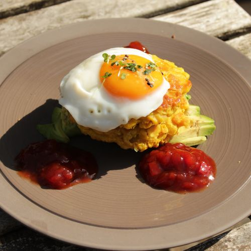 5A Sweetcorn Fritters
