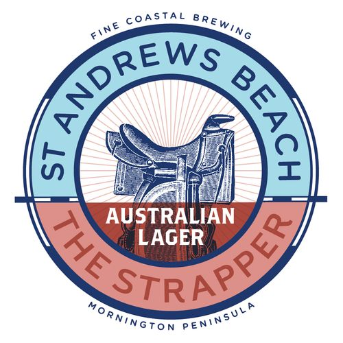 The Strapper | Australian Lager