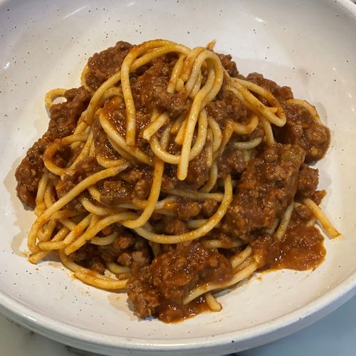 Traditional Bolognese
