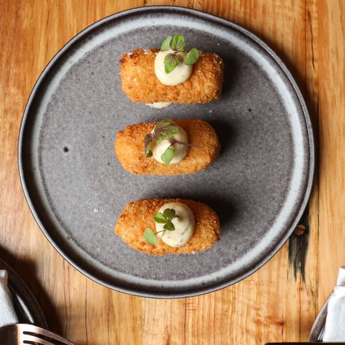 Mac and Cheese Croquette (x1)