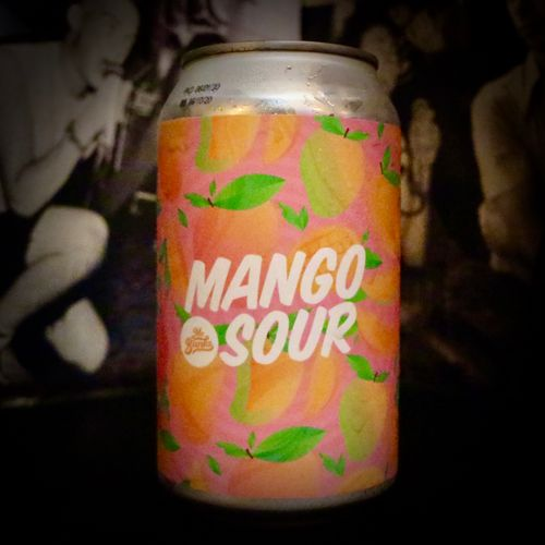 Mr Banks Mango Sour 3.8% (single)