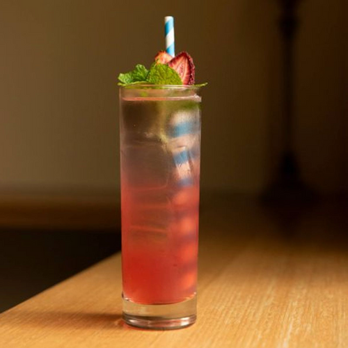 Strawberry Highball