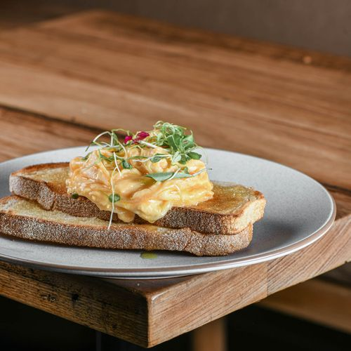 Eggs Your Way On Toast