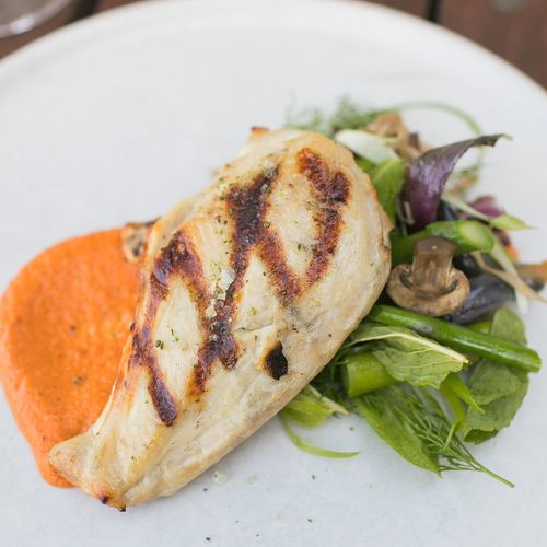 Rosemary Infused Chicken Breast