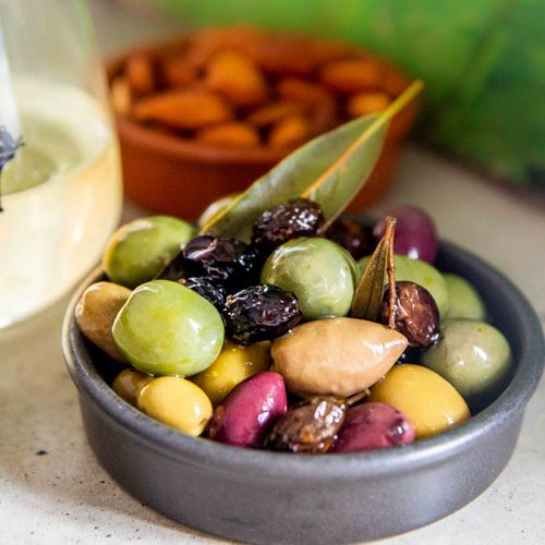 Olives And Pickled