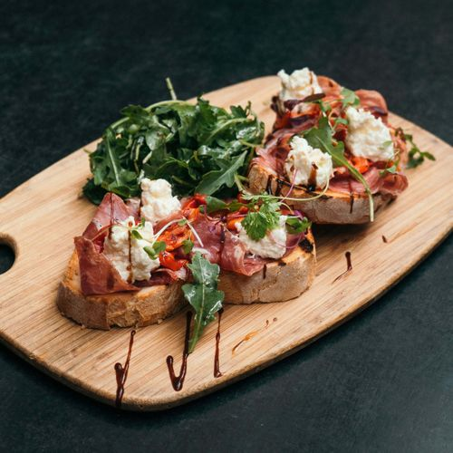 Bruschetta Of The Day