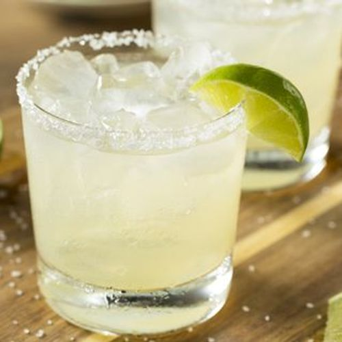 Margarita Happy Hour!