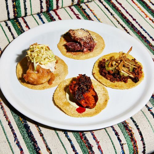 Choose any 4 Tacos for $22