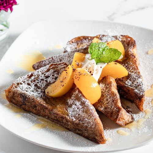 Chilli French Toast