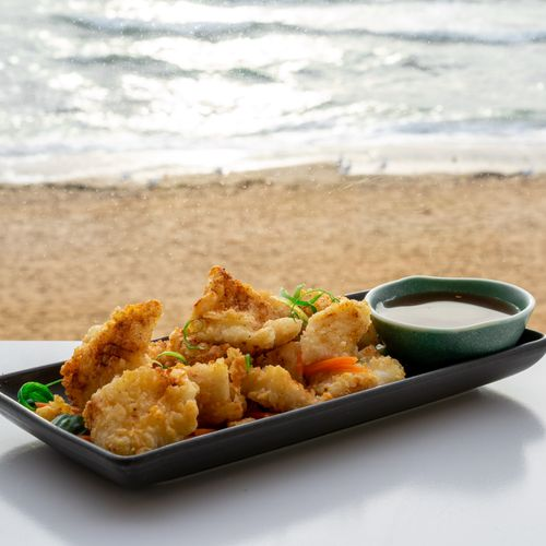 Spicy Salt Calamari