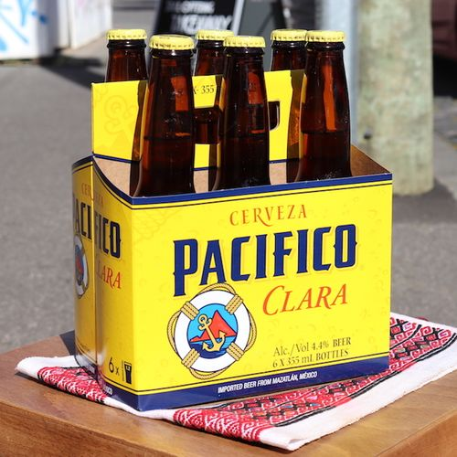 Pacifico Six Pack