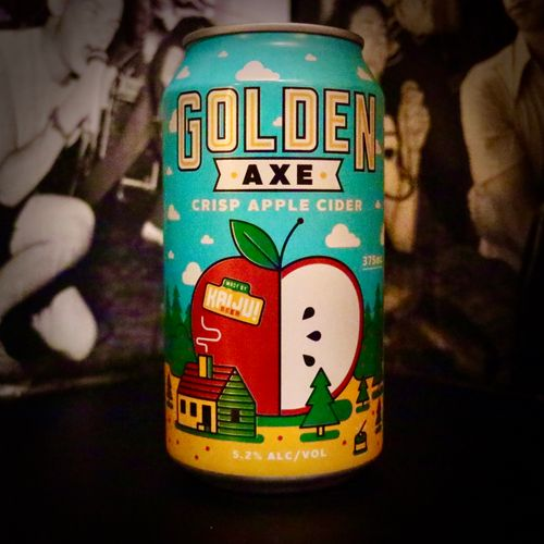 Kaiju Golden Axe Cider Six Pack