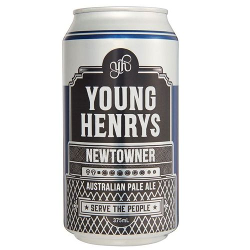 Young Henry's Newtowner Pale Ale Single