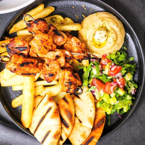 Chicken Shishlik