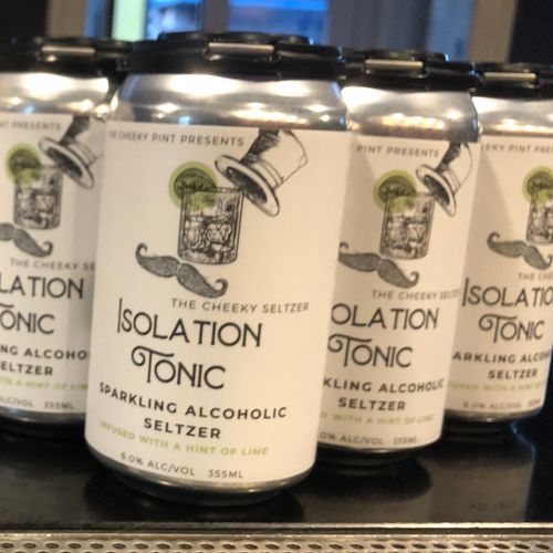 6 Pack Isolation Tonic