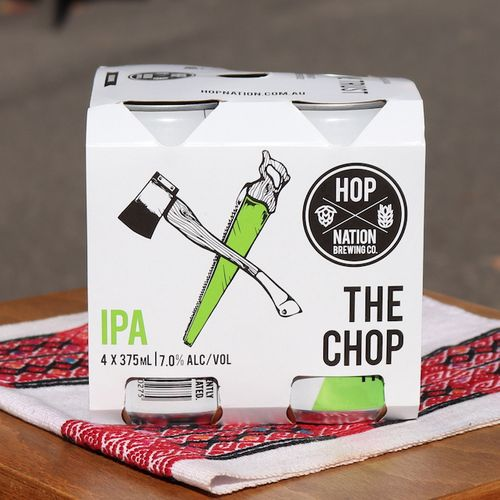 Hop Nation CHOP Four Pack