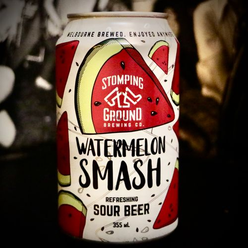 Stomping Ground Watermelon Sour 4.2% (4 pack)