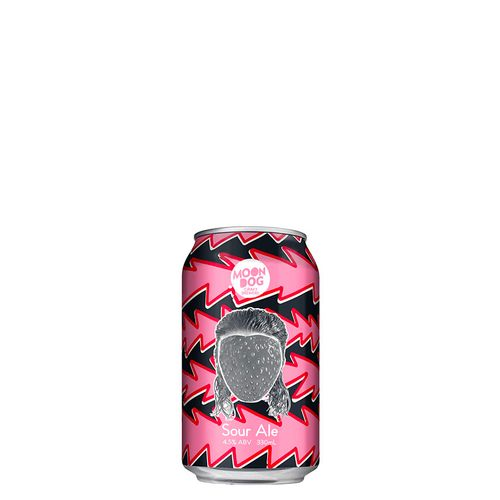 Jean Strawb Van Damme Strawberry Sour Ale 330ml Can