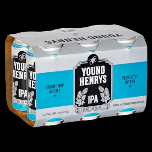 Young Henry's IPA 6 Pack