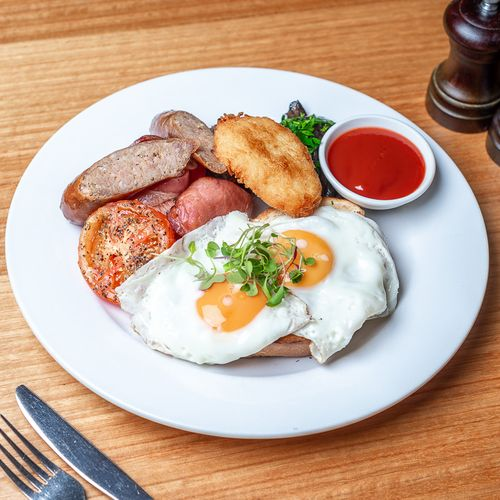 Montania Big Breakfast