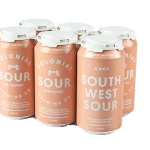 Colonial Sour 6 Pack
