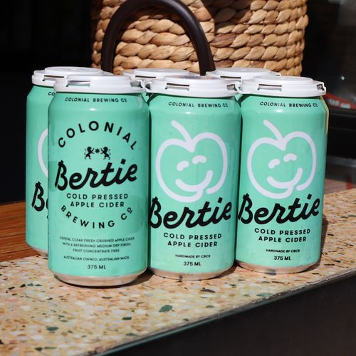Bertie Cider Six Pack