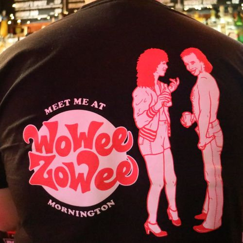 Meet me at Wowee Zowee Bon Scott T-Shirt